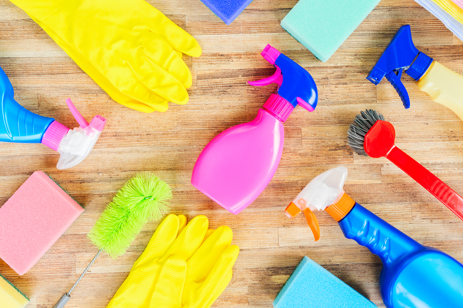 Spring Cleaning Your Santa Fe Springs, CA home
