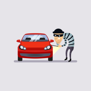 Car theft prevention in Santa Fe Springs, CA