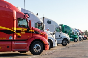How to keep truckers safe on the road in Santa Fe Springs, CA